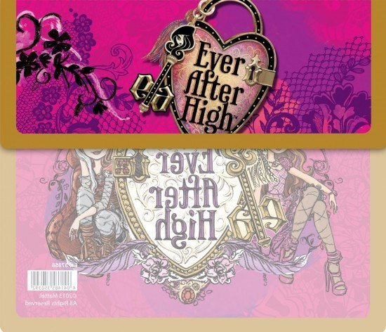 Папка для тетрадей на липучке В5 «Ever After High»