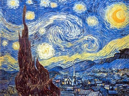 Пазл «Ван Гог. Starry Night», 2000 элементов