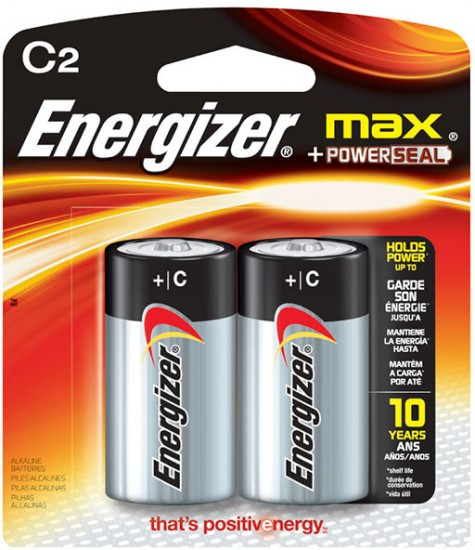 Батарея «Energizer» LR14-AM2-E93