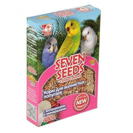 Корм Seven Seeds Special с фруктами 400g для морских свинок