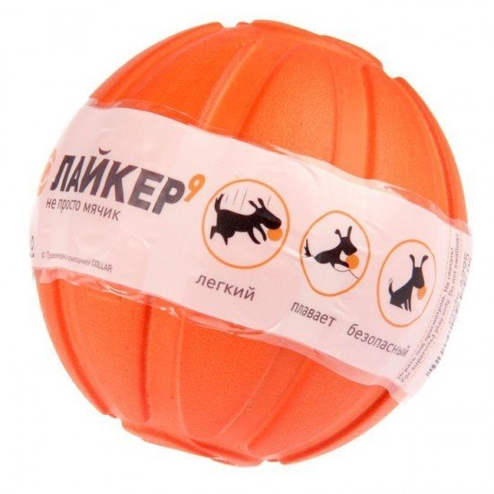 Игрушка Doglike Мяч средний Orange