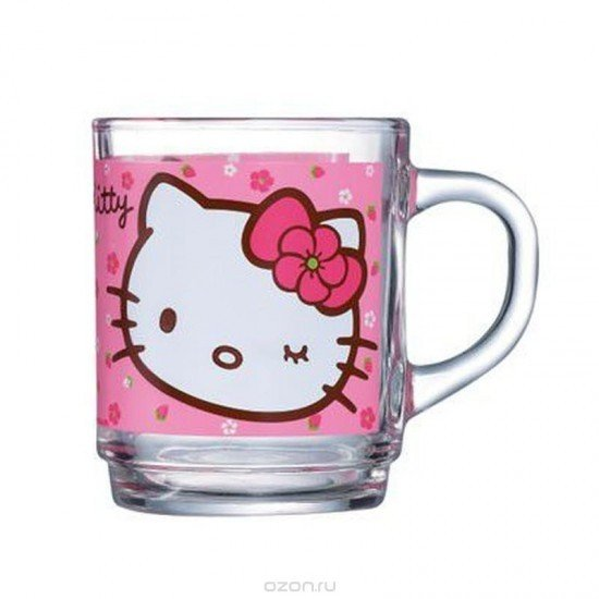 Кружка Hello Kitty Sweet Pink, 250 мл