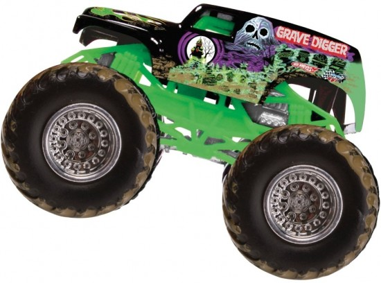 Машинка «Monster Jam. Grave Digger»