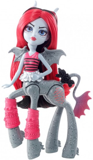 Кукла-кентавр Monster High «Frets Quartzmane»