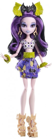 Кукла Monster High «Монстрические каникулы» Элизабет