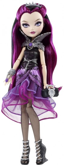 Базовая кукла Ever After High «Raven Queen»