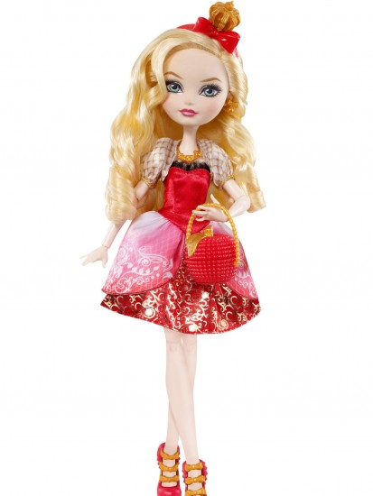 Базовая кукла Ever After High «Apple White»