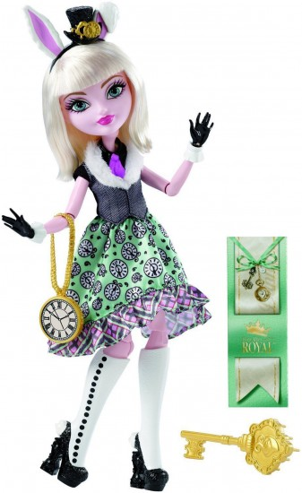 Кукла Ever After High «Банни Бланк»
