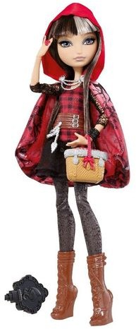 Базовая кукла Ever After High «Cerise Hood»