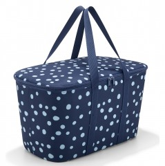 Термосумка «Coolerbag», spots navy