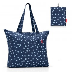 Сумка складная «Mini maxi travelshopper», spots navy