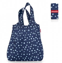 Сумка складная «Mini maxi shopper», spots navy