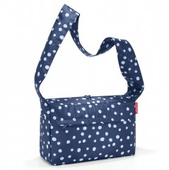 Сумка складная «Mini maxi citybag», spots navy