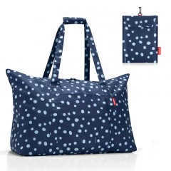 Сумка складная «Mini maxi travelbag», spots navy
