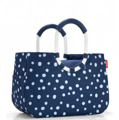 Сумка «Loopshopper M», spots navy
