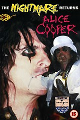 Alice Cooper. The Nightmare Returns