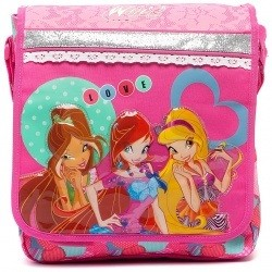 Сумка на плечо «Winx Club Fairy diary lace»