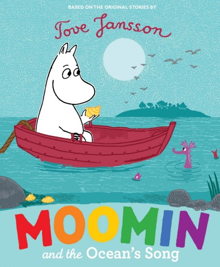 Moomin and the Ocean`s Song