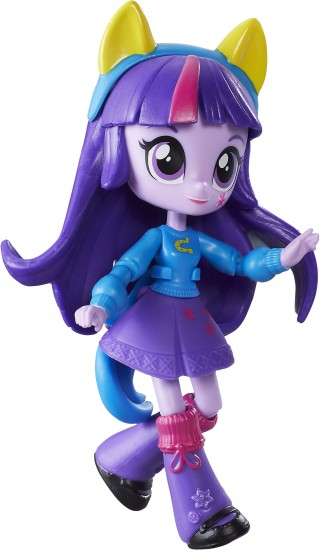 Мини-кукла Equestria Girls «Twillight Sparkle», 12 см