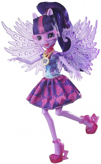 Кукла Equestria Girls «Легенды вечнозеленого леса» Twilight Sparkle, 22 см
