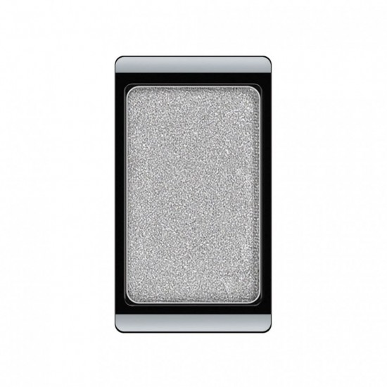 Тени для век «Eyeshadow», оттенок 06 Pearly Light Silver