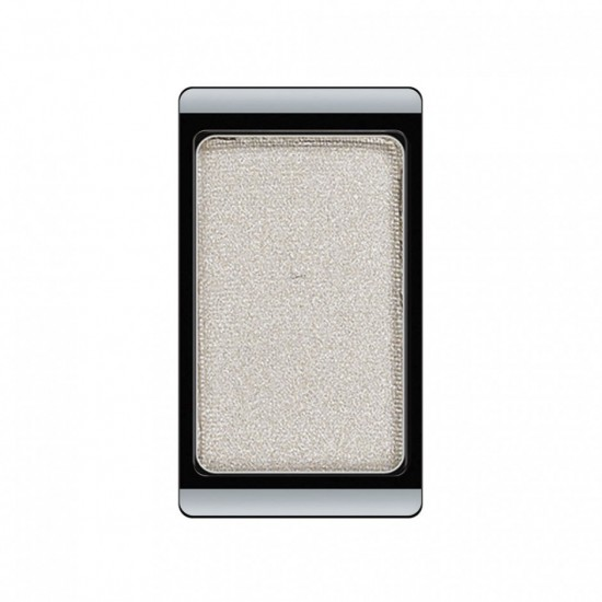 Тени для век «Eyeshadow», оттенок 15 Pearly Snow Grey