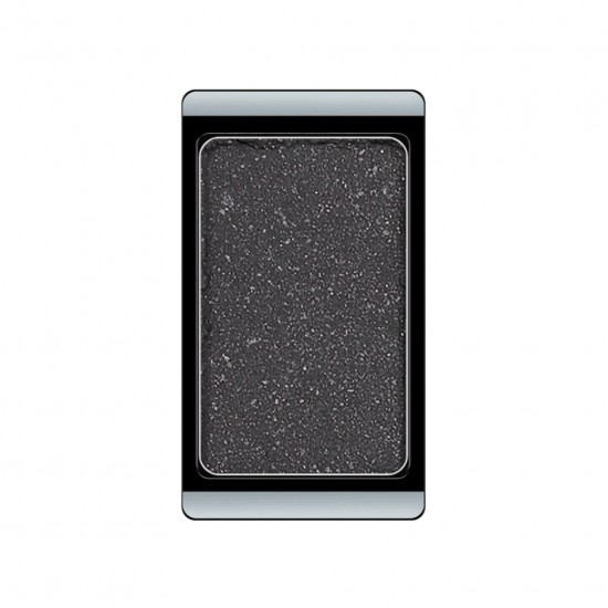 Тени для век «Glamour», оттенок 311 Glam Smokey Black