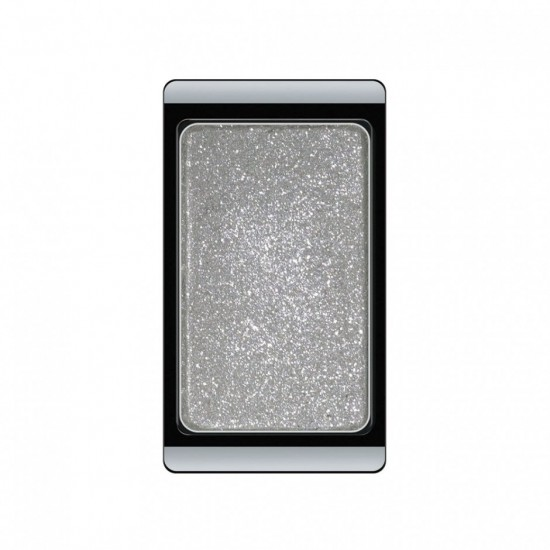 Тени для век «Glamour», оттенок 316 Glam Granite Grey