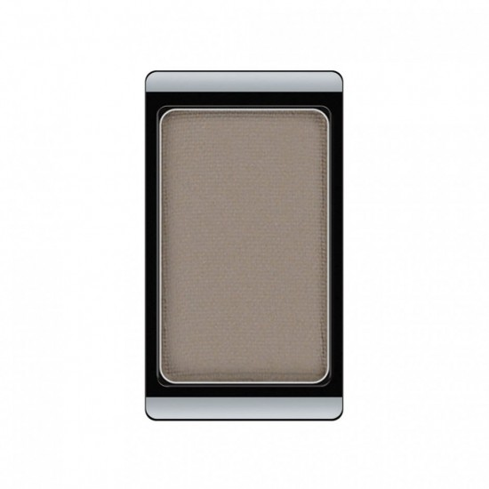 Тени для век «Glamour», оттенок 520 Matt Light Grey Mocha