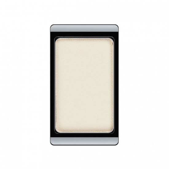 Тени для век «Glamour», оттенок 554 Matt Natural Vanilla