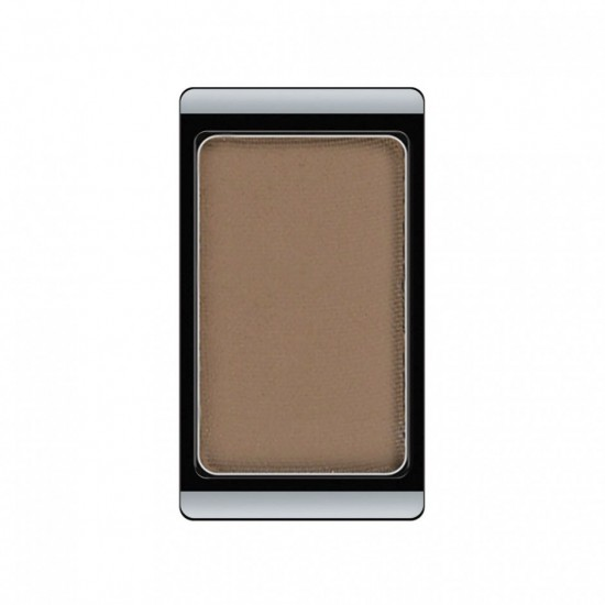 Тени для век «Glamour», оттенок 530 Matt Chocolate Cream