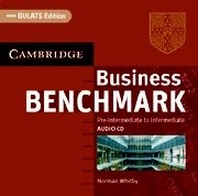 Business Benchmark Intermediate edition Audio CDs (2)
