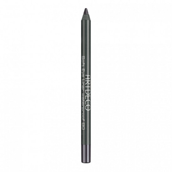 Карандаш для век «Soft Eye Liner Waterproof», оттенок 80 Sparkling Black