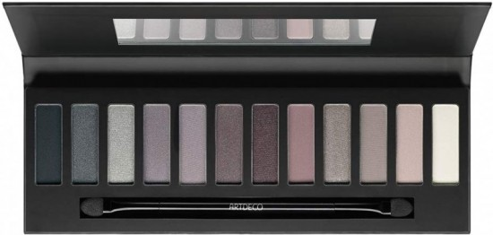 Тени для век Artdeco Most Wanted Eyeshadow Palette, тон 02 Smokey