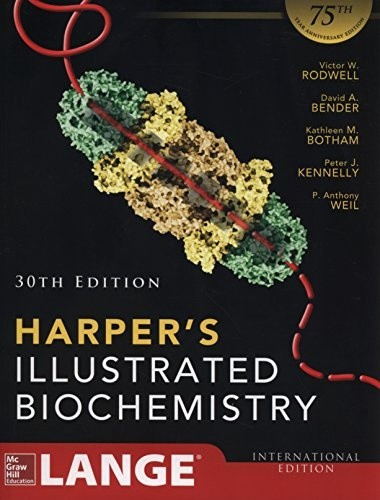 Harpers Illustrated Biochemistry. IE