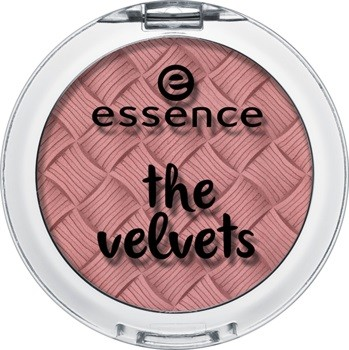Тени для век Essence The velvets eyeshadow, 08 Coral me maybe…