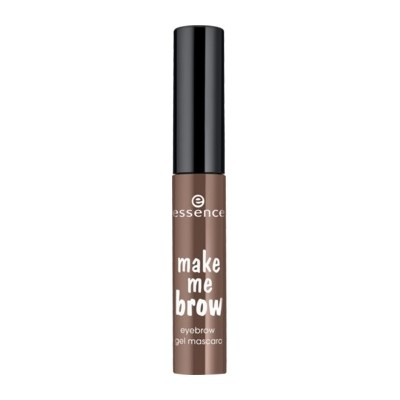 Тушь-гель для бровей Essence Make me brow gel mascara, 02 Browny brows, 3,8 г