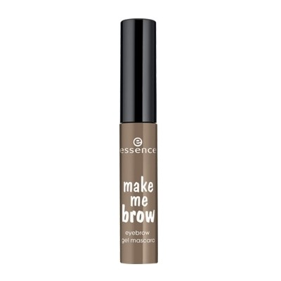 Тушь-гель для бровей Essence Make me brow gel mascara, 03 Soft browny brows, 3,8 г