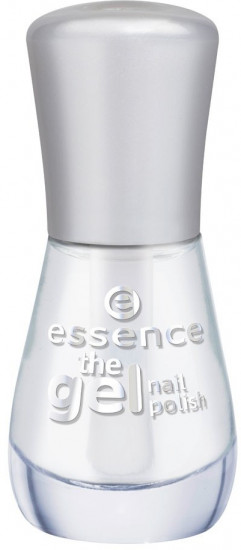 Лак для ногтей Essence The gel nail polish, 01 Absolute pure