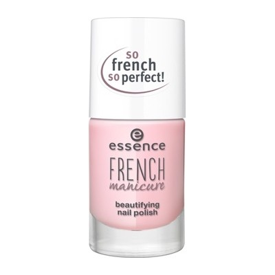 Лак для ногтей Essence French manicure beautifying nail polish, 01 Girl's best FRENCH