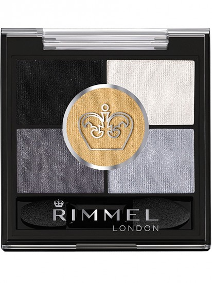 Тени для век Rimmel Glam'Eyes HD 5-colour, тон 021