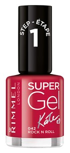 Гель-лак для ногтей Rimmel Super Gel, тон 042