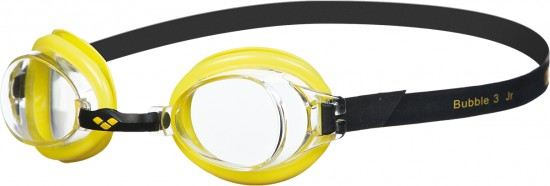Очки Bubble 3 Junior, Clear/Yellow/Black