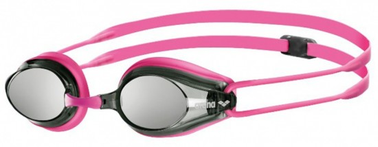 Очки Tracks Mirror, Fuchsia/Smoke/Fuchsia