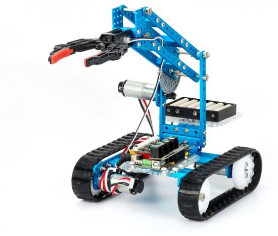 Робот mBot Ultimate Robot Kit V2.0, версия 10 в 1