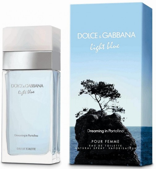 Туалетная вода «Light Blue Dreaming in Portofino»
