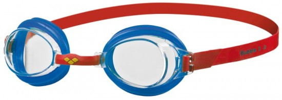 Очки Bubble 3 Junior, Clear/Blue/Red