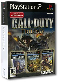 Call of Duty: Trilogy (PS2)