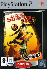 FIFA Street 2. Platinum (PS2)