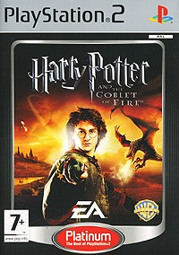 Harry Potter and The Goblet of Fire Platinum (PS2)